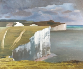 cedric chater [1910-1978] the seven sisters